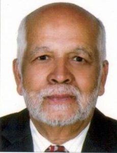 H.E. Mr. Nilamber Acharya